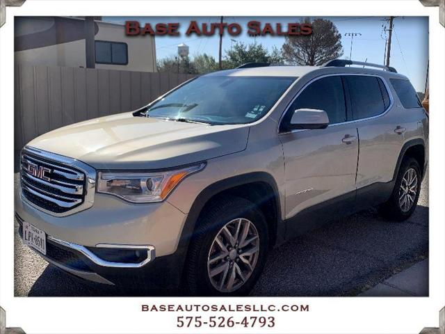 2017 GMC Acadia SLE for sale in Las Cruces, NM