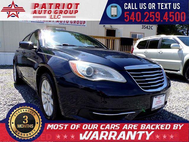 2013 Chrysler 200 Touring for sale in Stafford, VA