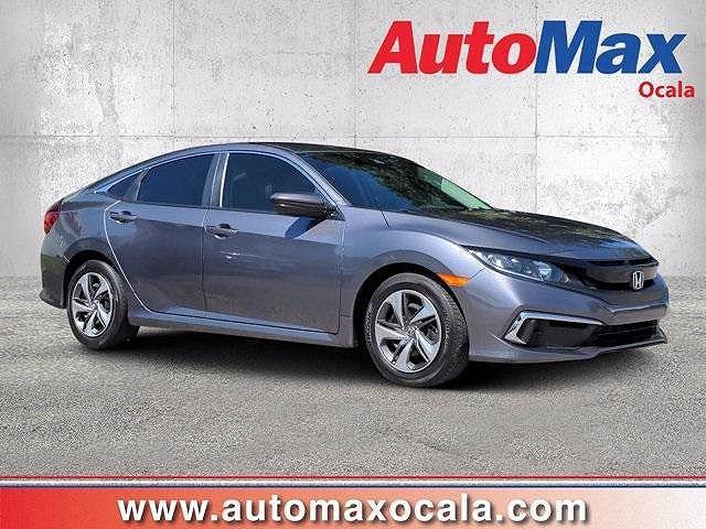 2020 Honda Civic Sedan LX for sale in Ocala, FL