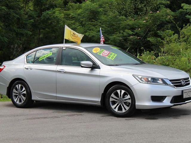 2013 Honda Accord Sedan LX for sale in Athens, TN