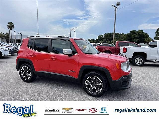 2016 Jeep Renegade Limited for sale in Lakeland, FL