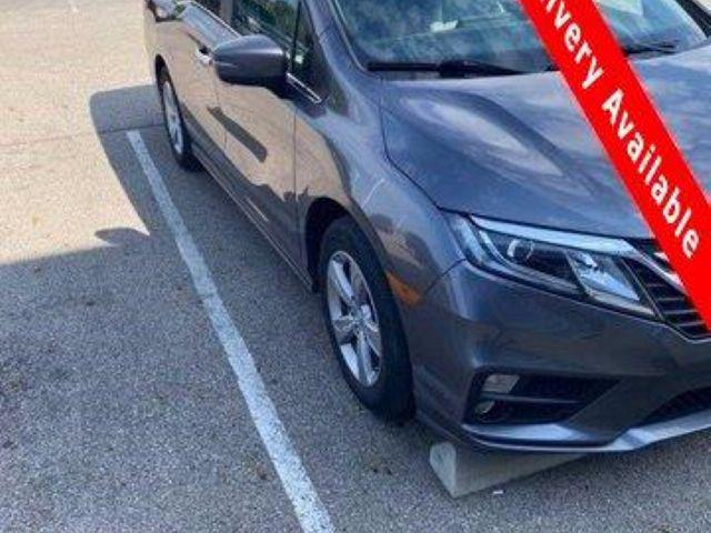 2018 Honda Odyssey EX-L for sale in Springfield, OH