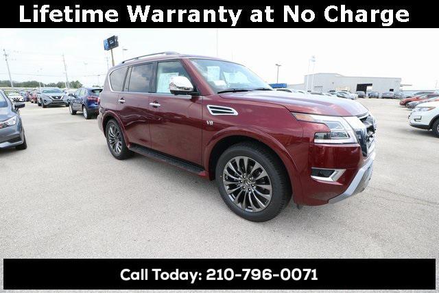 2021 Nissan Armada Platinum for sale in Live Oak, TX