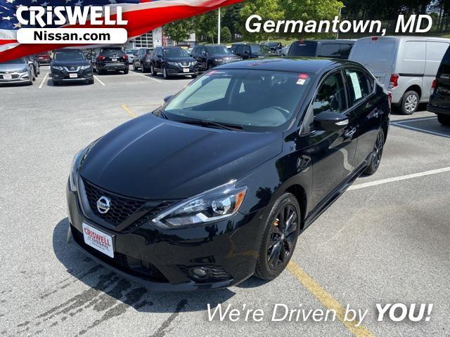 2018 Nissan Sentra SR for sale in Germantown, MD