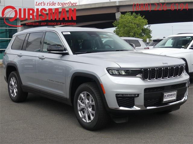 2021 Jeep Grand Cherokee Limited for sale in Alexandria, VA