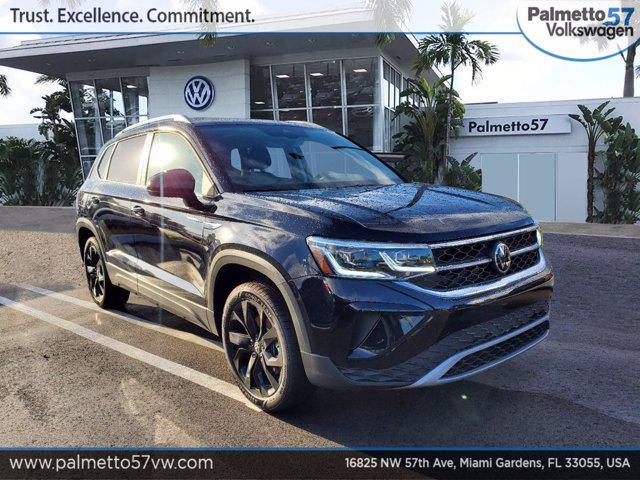 2022 Volkswagen Taos SEL for sale in Miami, FL