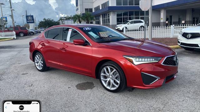2020 Acura ILX Sedan for sale in Tampa, FL
