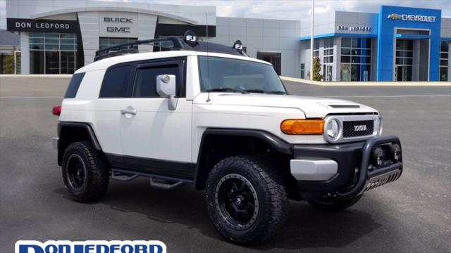 2014 Toyota FJ Cruiser 4WD 4dr Man (Natl) for sale in Cleveland, TN
