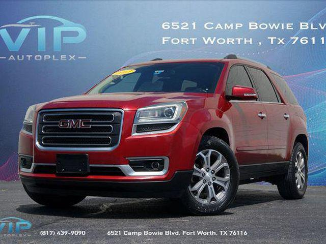 2013 GMC Acadia SLT for sale in Fort Worth, TX