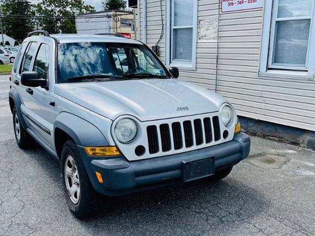 2007 Jeep Liberty for sale near Hicksville, NY