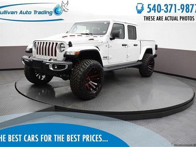 2020 Jeep Gladiator Overland for sale in Fredericksburg, VA