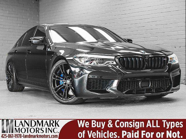 2020 BMW M5 Sedan for sale in Bellevue, WA