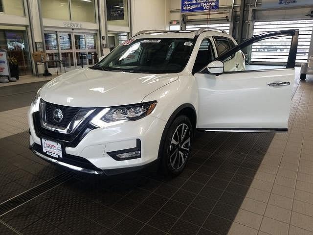 2020 Nissan Rogue SL for sale in North Smithfield, RI