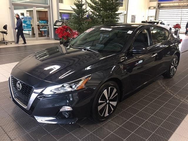 2020 Nissan Altima 2.5 SL for sale in North Smithfield, RI
