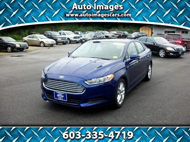 2016 Ford Fusion SE for sale in Rochester, NH