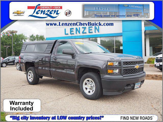 2014 Chevrolet Silverado 1500 Work Truck for sale in Chaska, MN