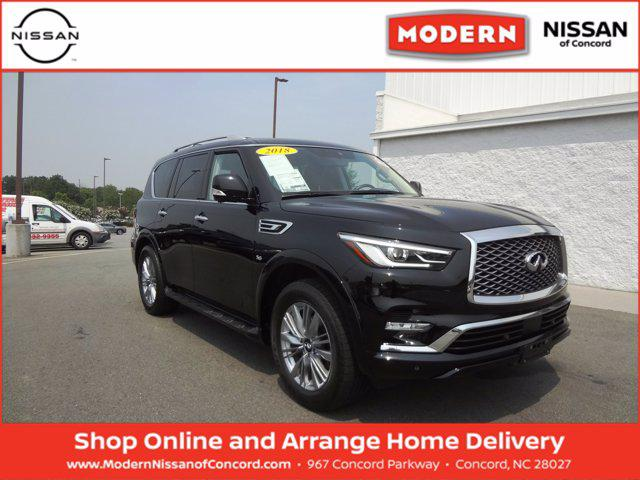 2018 INFINITI QX80 AWD for sale in Concord, NC