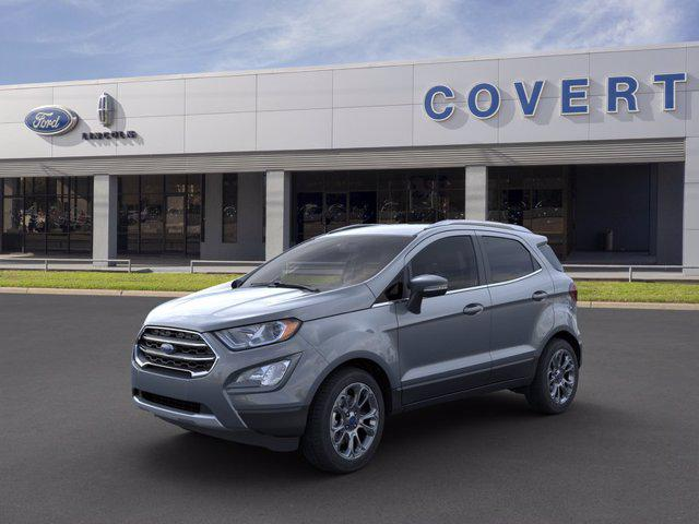 2021 Ford EcoSport Titanium for sale in Austin, TX