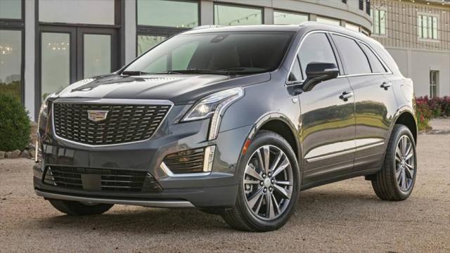 2021 Cadillac XT5 FWD Luxury for sale in Pompano Beach, FL