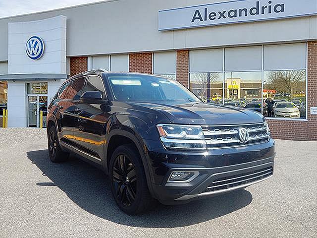 2019 Volkswagen Atlas 3.6L V6 SEL Premium for sale in Alexandria, VA