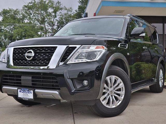 2019 Nissan Armada SV for sale in Oak Forest, IL