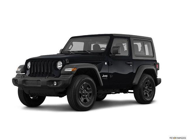 2019 Jeep Wrangler Sport S for sale in Manchester, NH
