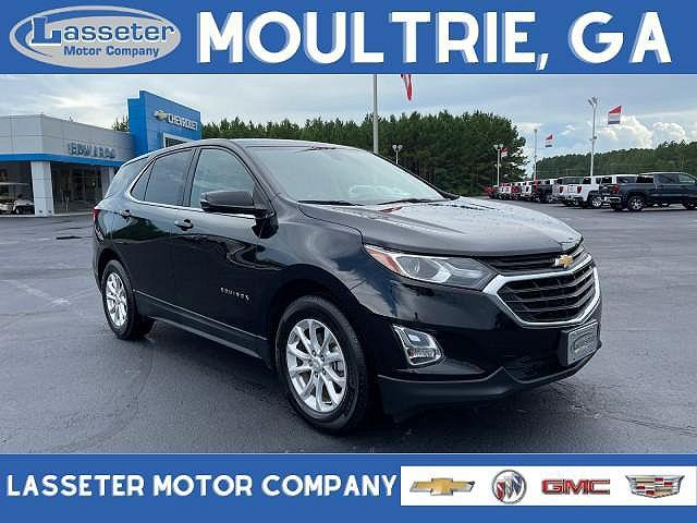 2019 Chevrolet Equinox LT for sale in Moultrie, GA