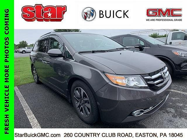 2016 Honda Odyssey Touring for sale in Easton, PA
