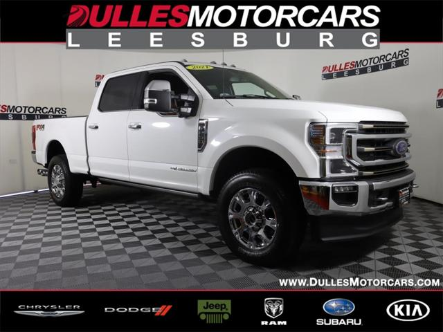 2021 Ford F-250 King Ranch for sale in Leesburg, VA