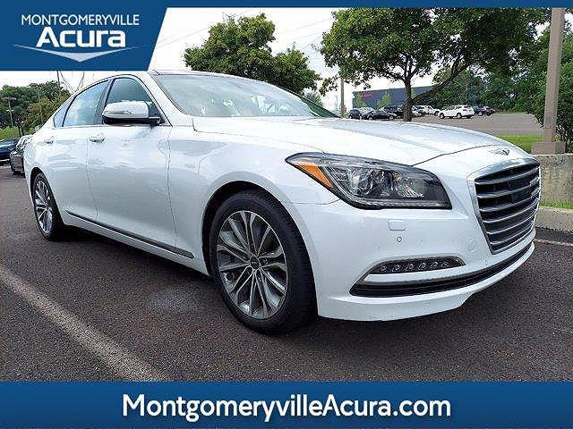 2017 Genesis G80 3.8L for sale in Montgomeryville, PA