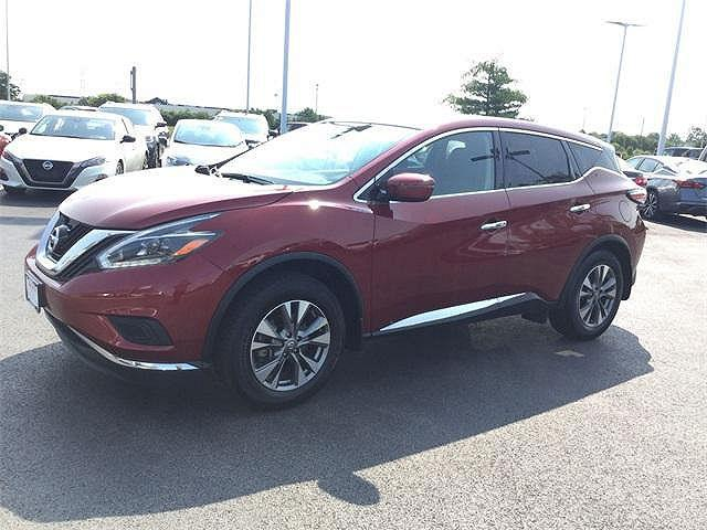 2018 Nissan Murano S for sale in Hilliard, OH