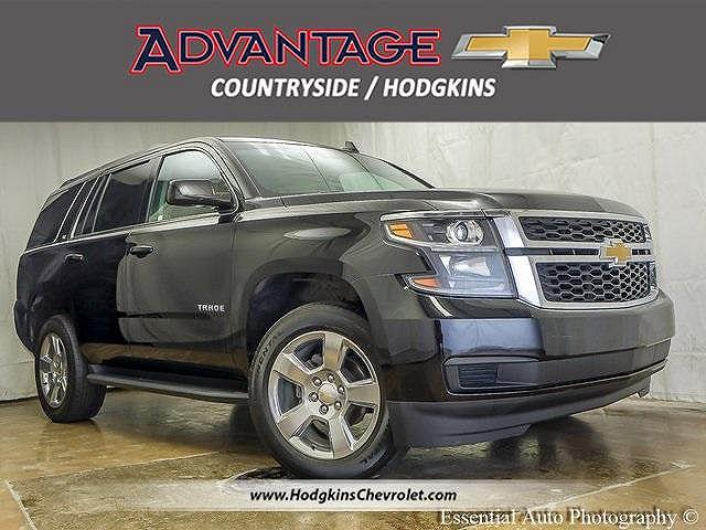 2018 Chevrolet Tahoe LT for sale in Hodgkins, IL