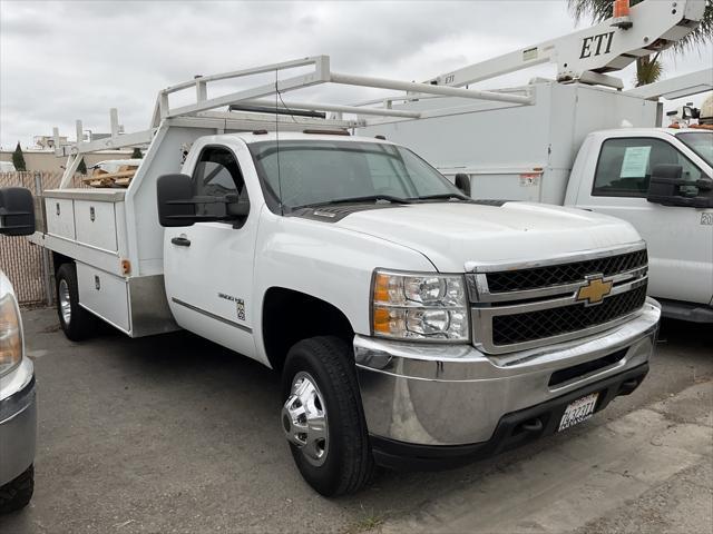 2014 Chevrolet Silverado 3500HD Work Truck for sale in Fountain Valley, CA