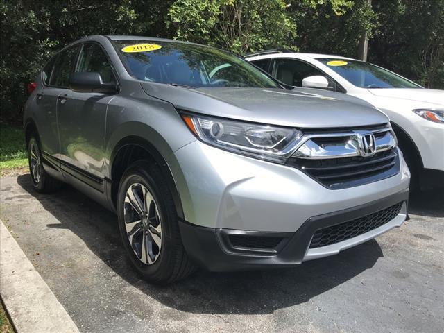 2018 Honda CR-V LX for sale in COCOA, FL
