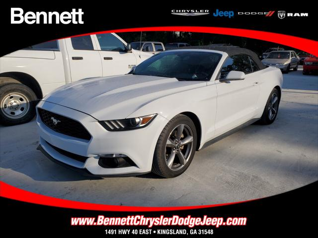 2016 Ford Mustang V6 for sale in Kingsland, GA