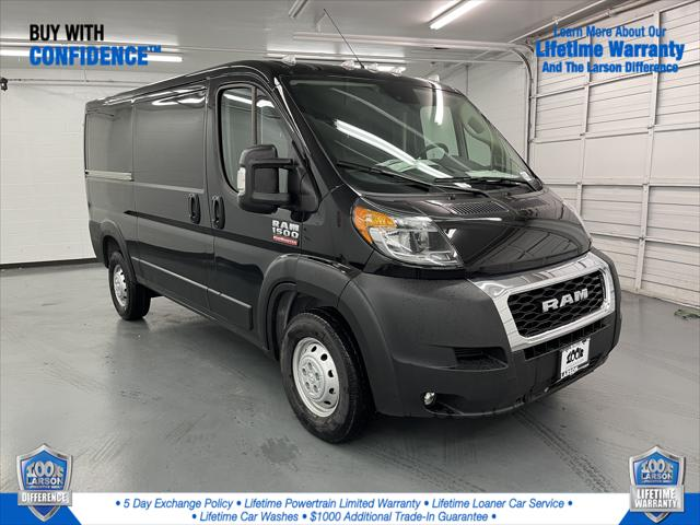 """2021 Ram ProMaster® 1500 Low Roof 136"""" WB for sale in Puyallup, WA"""