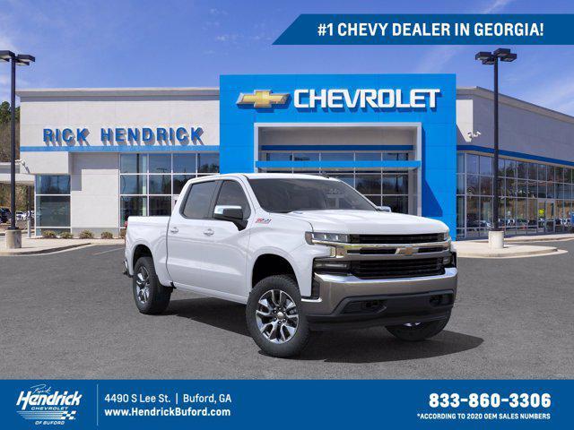 2021 Chevrolet Silverado 1500 LT for sale in Buford, GA
