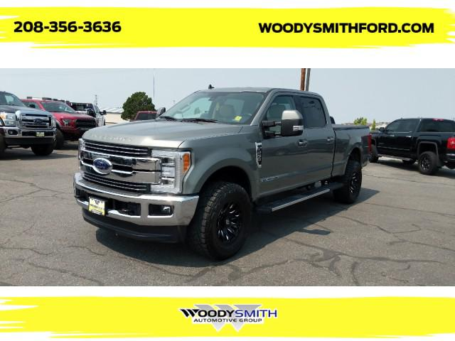 2019 Ford F-250 LARIAT for sale in Rexburg, ID