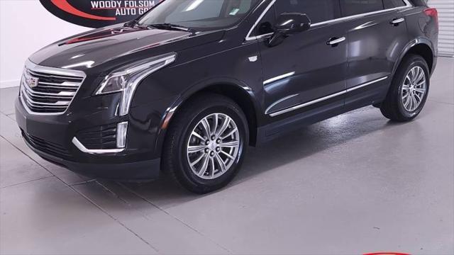2017 Cadillac XT5 Luxury FWD for sale in Baxley, GA