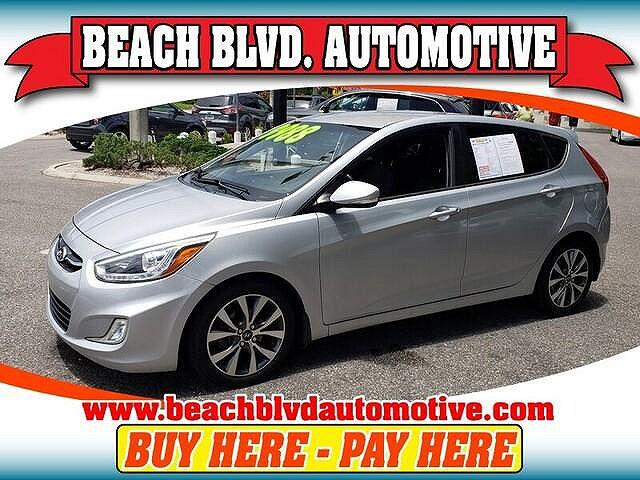 2015 Hyundai Accent Sport for sale in Jacksonville, FL