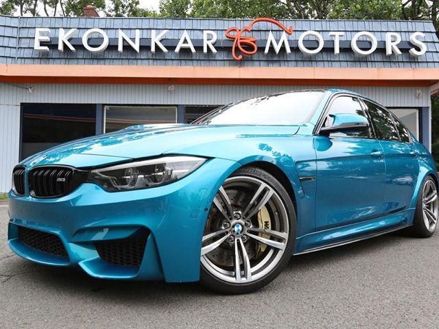 2018 BMW M3 Sedan for sale in Scotch Plains, NJ