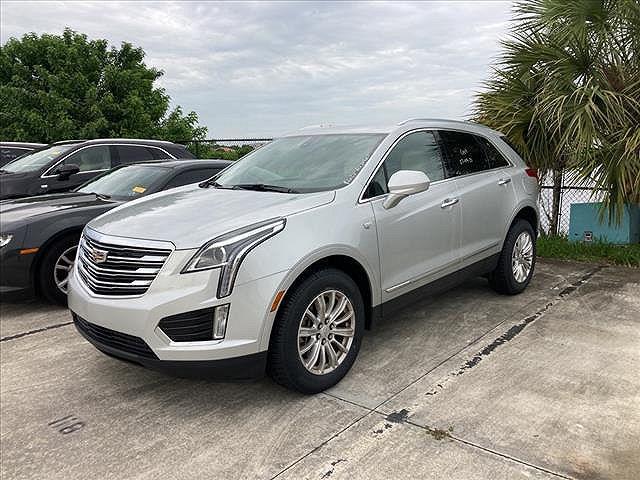 2018 Cadillac XT5 FWD for sale in Sunrise, FL