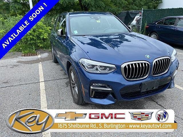 2020 BMW X3 M40i for sale in South Burlington, VT