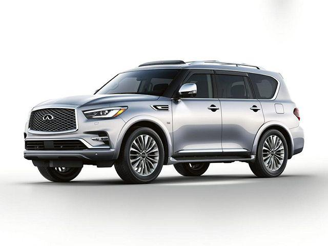 2020 INFINITI QX80 LUXE for sale in Clarendon Hills, IL