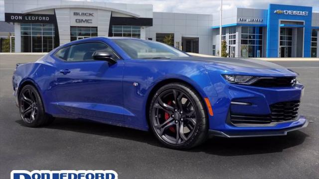 2021 Chevrolet Camaro 2SS for sale in Cleveland, TN