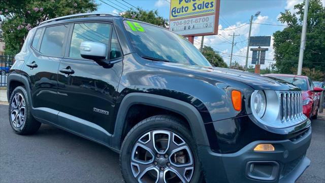 2015 Jeep Renegade Limited for sale in Charlotte, NC