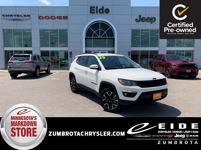2020 Jeep Compass North Edition for sale in Zumbrota, MN