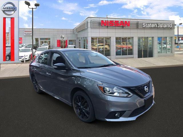 2018 Nissan Sentra SR [0]