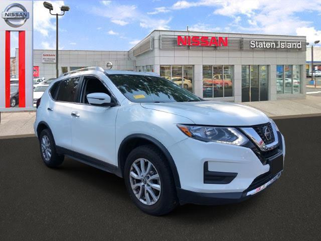 2019 Nissan Rogue SV [17]
