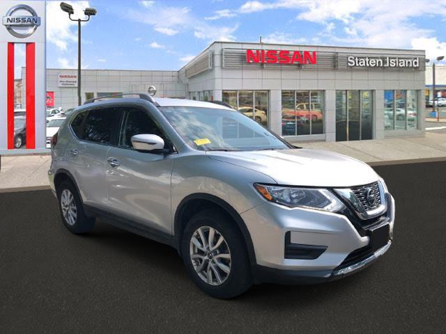 2018 Nissan Rogue SV [0]